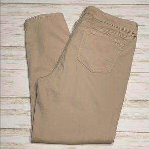 Size 14 NYDJ Ankle Jeans